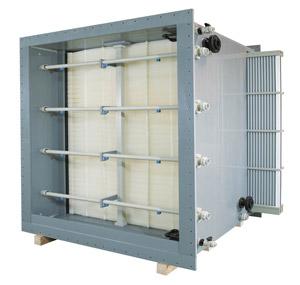 Gas/Liquid Heat Exchanger